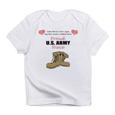 Proud US Army Niece Infant T-Shirt