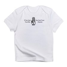 Scouts Honor Creeper Infant T-Shirt