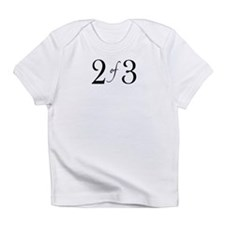2 of 3 (middle child) Infant T-Shirt