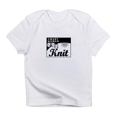 Smart Women Knit Infant T-Shirt