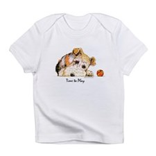 Wire Fox Terrier Creeper Infant T-Shirt