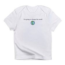 Change the world Infant T-Shirt