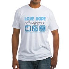 Prostate Cancer Love Hope Shirt