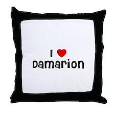 I * Damarion Throw Pillow