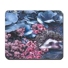 Blue Hedgehog Mousepad