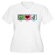 Peace Love Koala T-Shirt