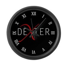 Dexter Large Wall Clock