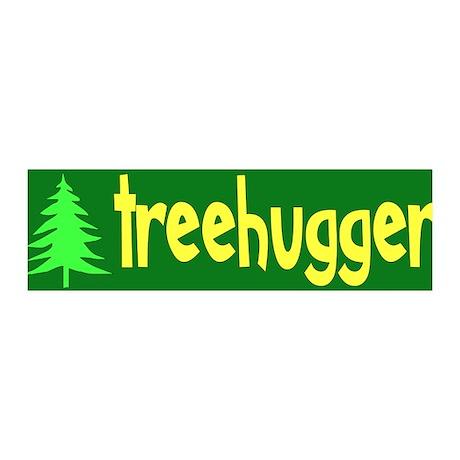 TREEHUGGER... 36x11 Wall Peel
