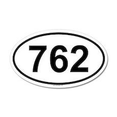 762 35x21 Oval Wall Peel
