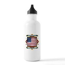 54th Massachusetts Water Bottle