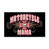 Motorcycle Mama 1 20x12 Wall Peel