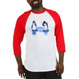 pEnGuIn tEaRs Baseball Jersey