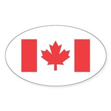 Cool Oh canada Decal