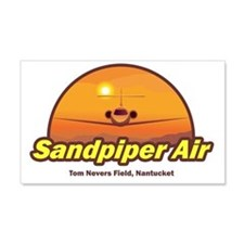 Sandpiper Air 20x12 Wall Peel
