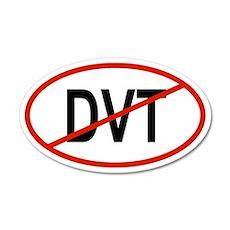 DVT 20x12 Oval Wall Peel