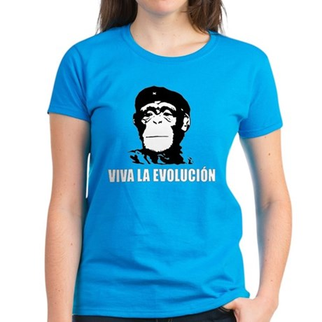 Genealogy Identity Evolution Women's Dark T-Shirt