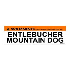 ENTLEBUCHER MOUNTAIN DOG 20x6 Wall Peel