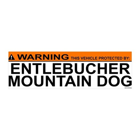 ENTLEBUCHER MOUNTAIN DOG 36x11 Wall Peel