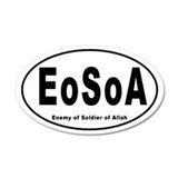 EoSoA 35x21 Oval Wall Peel