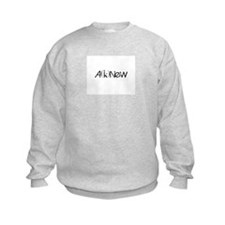 A(k)NeW Kids Sweatshirt
