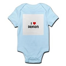 I * Davion Infant Creeper
