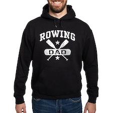 Rowing Dad Hoodie