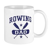 Rowing Dad Small Mug