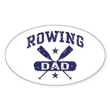 Rowing Dad Decal