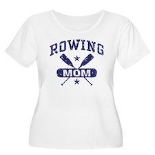 Rowing Mom T-Shirt