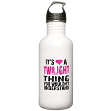 Twilight Thing Water Bottle