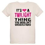 Twilight Thing Organic Kids T-Shirt