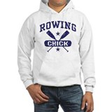 Rowing Chick Hoodie
