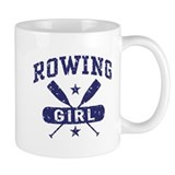Rowing Girl Small Mug