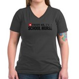 Trust Me I'm A School Nurse Shirt