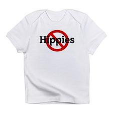Anti Hippies Infant T-Shirt