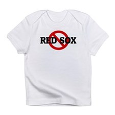 Anti RED SOX Infant T-Shirt