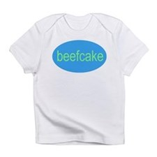 beefcake baby chubby Creeper Infant T-Shirt