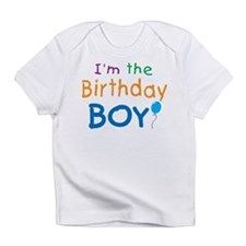 I'm the Birthday Boy Creeper Infant T-Shirt