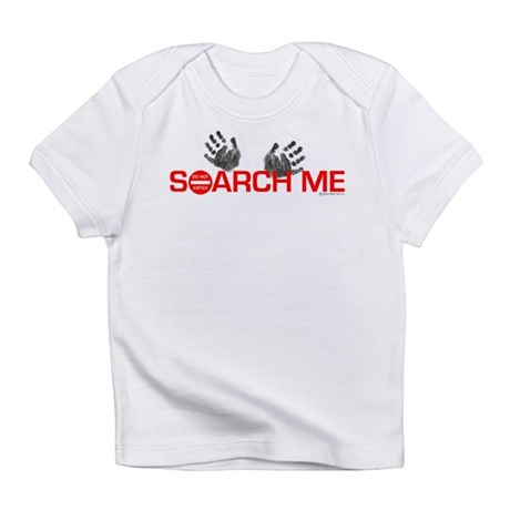 SEARCH ME Creeper Infant T-Shirt
