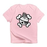 Punkin Pirate -bw Infant T-Shirt