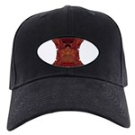 Royal Skull Black Cap