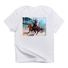 Cute Race horse Infant T-Shirt