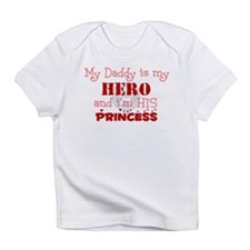 My Daddy is my HERO and i'm h Infant T-Shirt