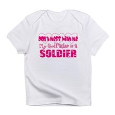 My Godfather is a Soldier Infant T-Shirt