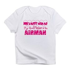 My Godfather is an Airman Infant T-Shirt