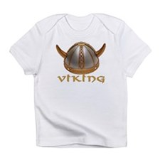 Viking Helmet Creeper Infant T-Shirt