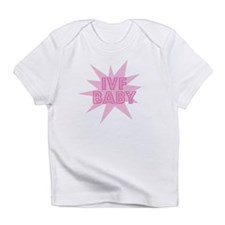 IVF Baby Stars Creeper Infant T-Shirt
