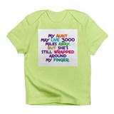Wrapped Around My Finger Infant T-Shirt