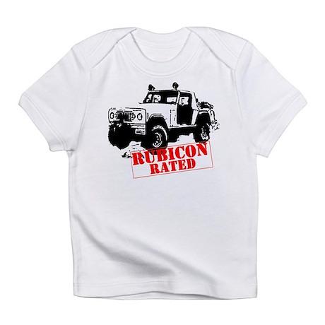 Rubicon Commando Creeper Infant T-Shirt