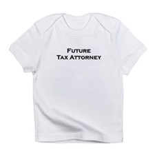 Future Tax Attorney Infant T-Shirt